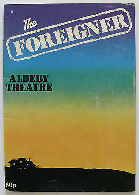 The Foreigner Nicholas Lyndhurst Doreen Mantle Jay Benedict Peter Childs