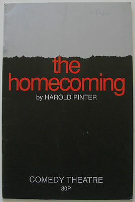 The Homecoming Warren Mitchell Cherie Lunghi Nicholas Woodeson Greg Hicks