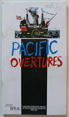 Stephen Sondheim Pacific Overtures ENO Richard Angas Malcolm Rivers 1987