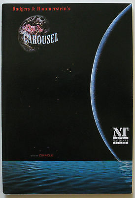 Carousel Janie Dee Patricia Routledge Joanna Riding Simon Rice Michael Hayden
