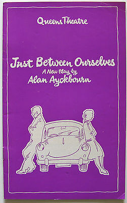 Just Between Ourselves Ayckbourn Colin Blakely Michael Gambon Rosemary Leach