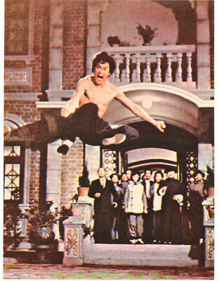 2f85a7bdba0 BRUCE LEE POSTER 1974 Original Vintage OSP MOVIE POSTER 8x12 Inch Thick  Card   7