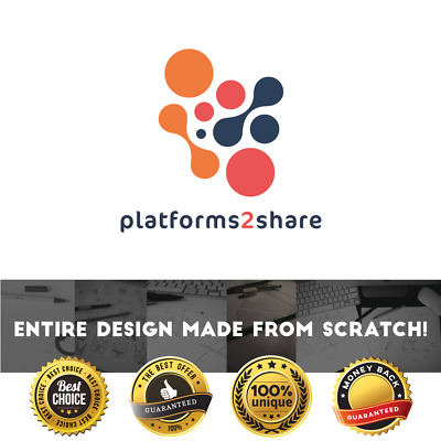 Professional Custom Logo Design - Fully Made From Scratch - Unlimited Revisions
