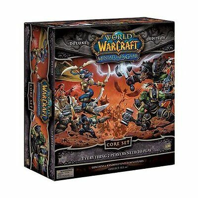 World of Warcraft - Miniatures Game - Complete Collection - Boardgame - Blizzard
