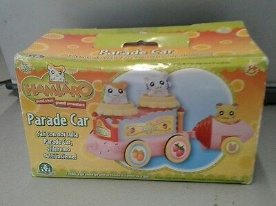 Hamtaro parade car