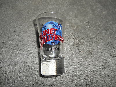 Shot Glass - Planet Hollywood, Chicago