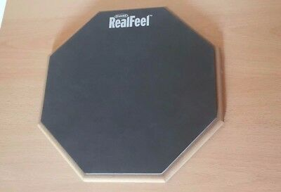 Pad Real Feel Evans + Vic Firth 5A Bacchette