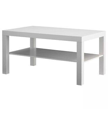 IKEA Lack White Coffee Table 90x55""