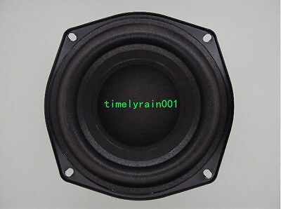 "1pcs 5""inch 5.5""inch subwoofer horn 146mm Bass speaker 6ohm 40W Loudspeaker"
