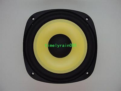 "1pcs 6~6.5""inch subwoofer 160MM Car Bass speaker 4ohm 40W-60W Loudspeaker"