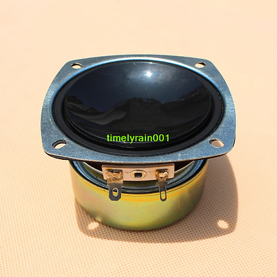 "1pcs 3""inch 4ohm 40W woofer HiFi desktop speakers Bass speaker 84mm"