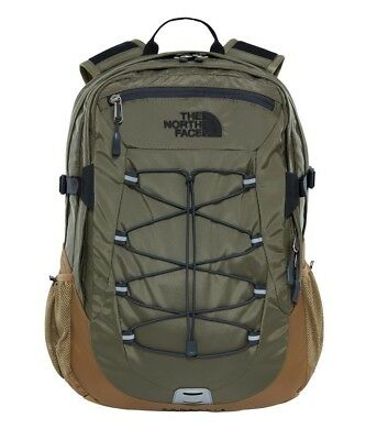 The North Face Borealis Classic Zaino T0CF9C XRB Burnt Olive Green