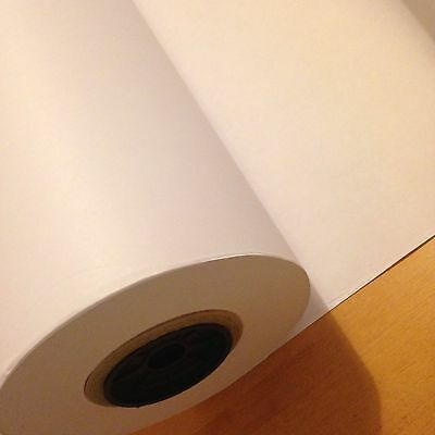 Professional Plain Pattern Cutting / Making Paper 8 Metre Roll For Drawing