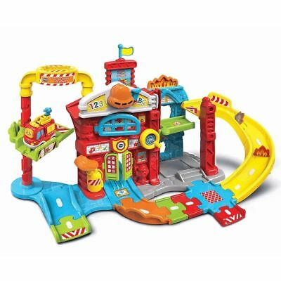 Vtech Toot Toot Drivers Fire Station (12+ Months) - Brand New - Free P&P