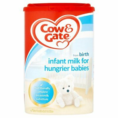 Cow and Gate Hungry Milk Powder from Birth Onwards Stage 900g Cow & Gate