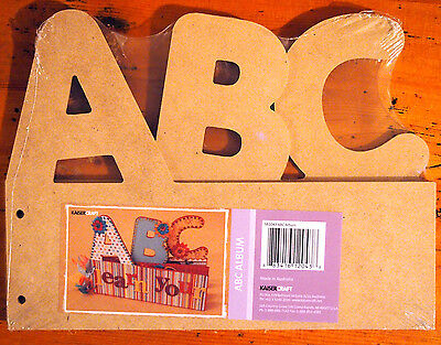 ABC Album children Kids craft