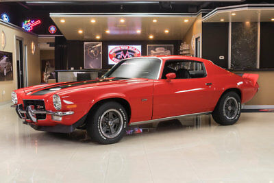 1973 Chevrolet Camaro Z28 Rotisserie Restored Z28! # Match Drivetrain, 350ci V8, 4-Speed, Original Colors!