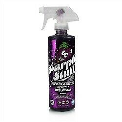 Chemical Guys Purple Stuff Grape Soda Scented Air Freshener 473ml
