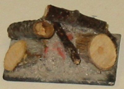 Log & Peat Fires - Small