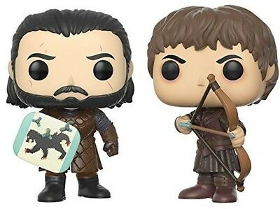 Game Of Thrones - 2pk - Botb - Funko Pop! Television: (Toy Used Very Good)