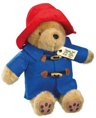 Cuddly Paddington Bear Soft Toy Large Classic ~ Official Brand New with Tags