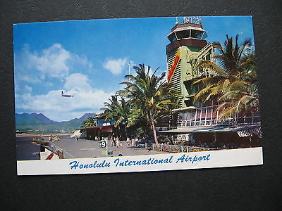 Honolulu Airport Hawaii USA