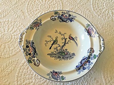 Wood & Sons Oriental Birds Serving Bowl