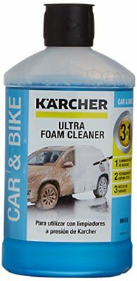 Karcher 1 L Ultra Foam Cleaner, Pressure Washer Detergent * Brand New * Fast Del