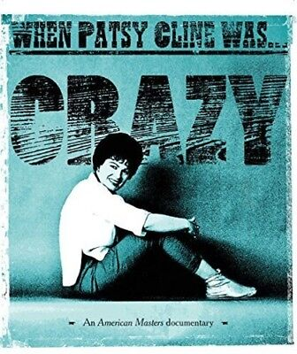 When Patsy Cline Was Crazy (2017, DVD NUEVO) (REGION 1)