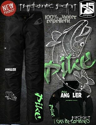 Hot Spot Design Thermo Pant Pike Angler