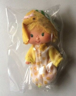 STRAWBERRY SHORTCAKE Poupée NEW Sealed BAGGIE : BUTTER COOKIE / Petit Beurre