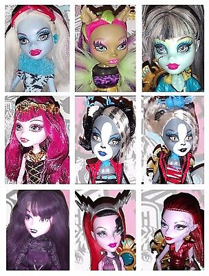 ** Agan ** Monster High Dolls : Great Condition, Great Gifts! (Lot 1) ** Agan **