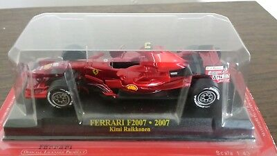 Ferrari F1 Collection F2007.2007 Kimi Raikkonen  1:43