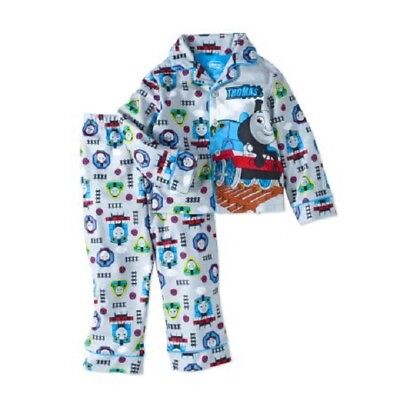 Toddler Boys Thomas The Train 2pc Pajamas Set New with Tags Size 5T Comfy! Kids