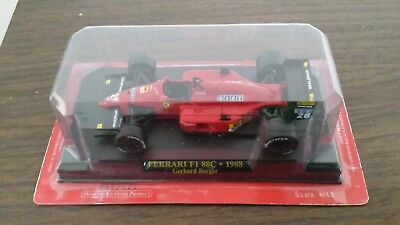 Ferrari F1 Collection F1 88C.1988 Gerhard Berger  1:43