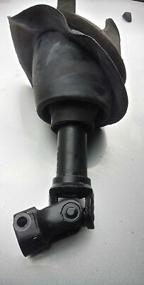 03-12 Saab 9-3 UNIVERSAL JOINT STEERING COLUMN LOWER UJ GOOD CONDITION