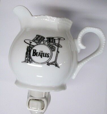 BEATLES ROCK & ROLL DRUMS CERAMIC Night Light