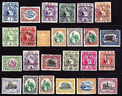 Guatemala Stamps. 1871 - 1902 Issues. #2808