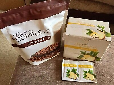 Juice Plus 10 Day Chocolate Shake & Booster