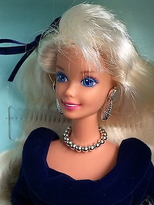 Barbie Winter Velvet First in Series Doll