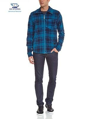 Panca, Giacca in pile Uomo Young, Blu (blue ink), M