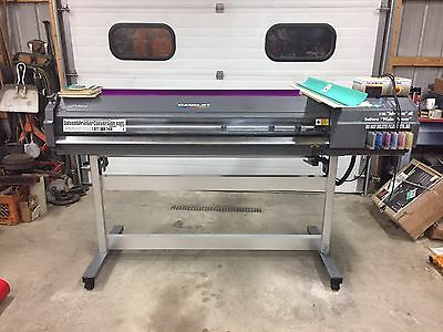"""Roland CJ-500 Eco Solvent Printer/Cutter - 54"""" Wide Upgraded to SC-500"""
