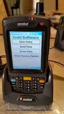 Refurbished MC7094 and JSCStoreR Retail Software - Used in IGA Store