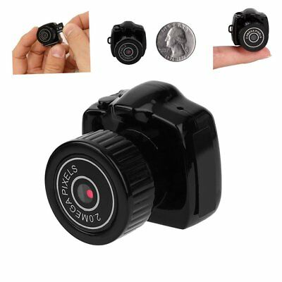 Mini Smallest Camera Camcorder Recorder Video DVR Spy Hidden Pinhole cam LOT ULS