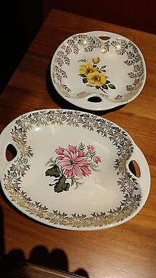 Vintage Lord Nelson Ware Plates - Set of 2 plates