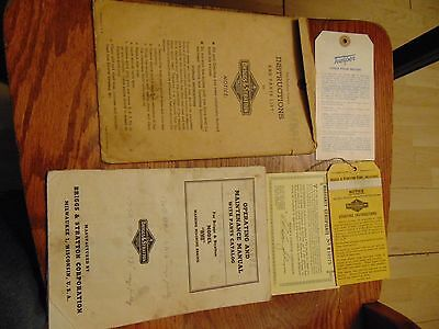 Briggs And Stratton Model Wmb Washing Machine Engine  Manual And More