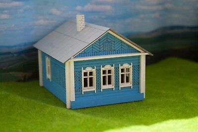 KIT to build a wooden Russian house