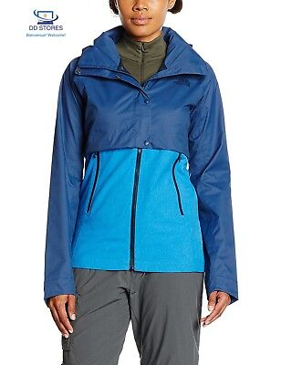 The North Face W Kayenta Giacca da Donna, Blu (Shady Blue), XL
