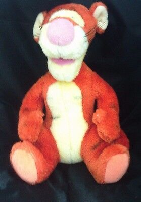 "Disney's Tigger Gund 9"" Plush New No Loose Tags"