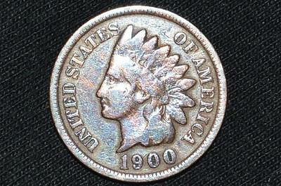 1900 Indian One Cent (#C 466  )
